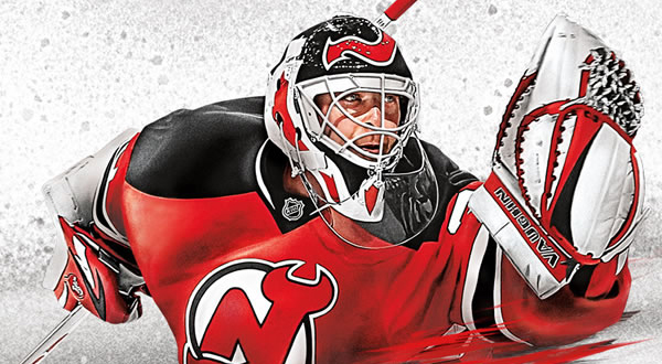Martin Brodeur to be featured on NHL 14 cover