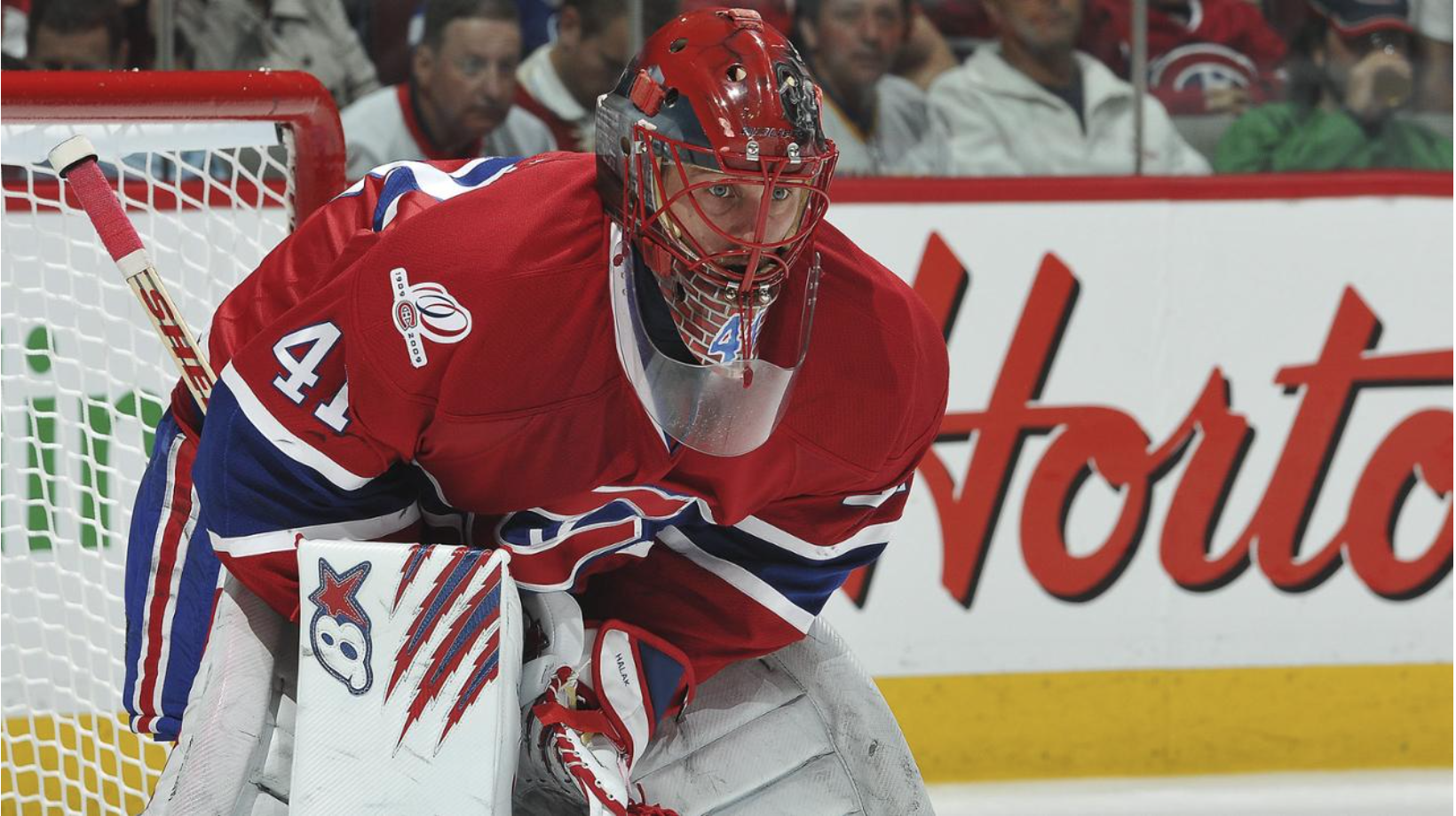 Goaltender Jaroslav Halak helped Montreal upset Washington after an incredible performance during the 2010 NHL Playoffs